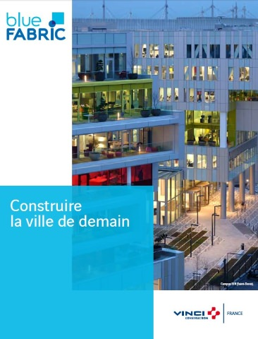 Blue Fabric, construire la ville de demain