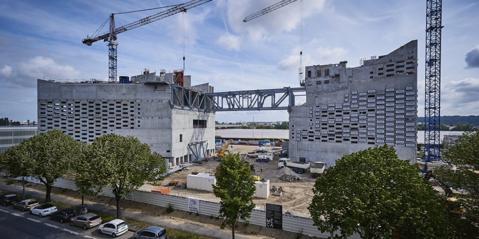 « Méca » chantier culturel à Bordeaux