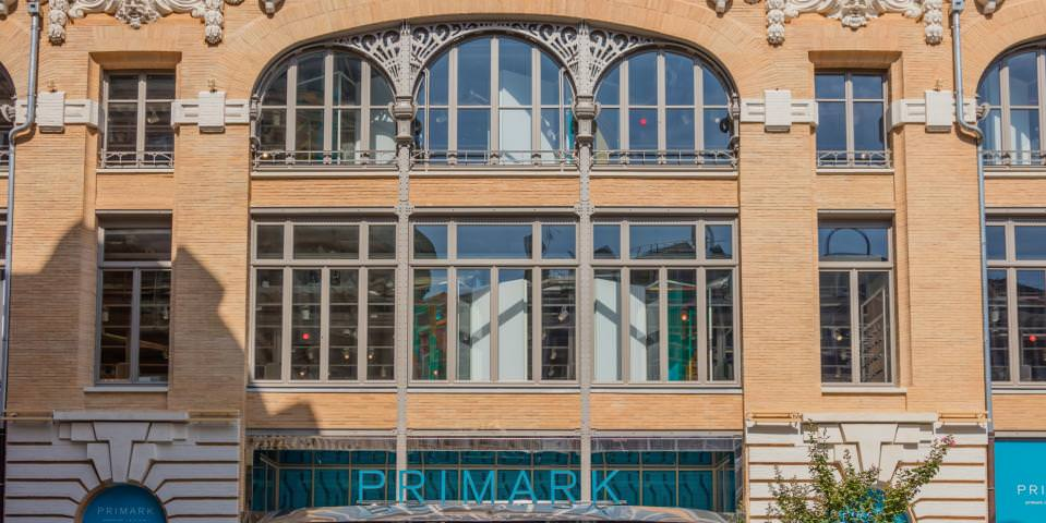 Inauguration du magasin Primark à Toulouse